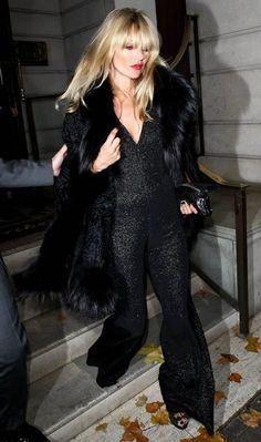El flequillo perfecto Kate Moss
