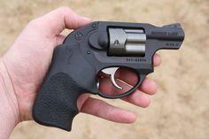 Black ruger 357