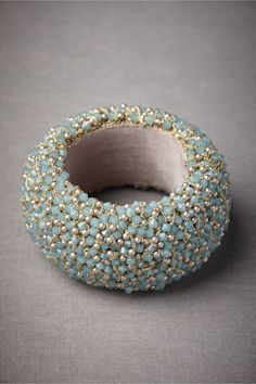 Sea Glass Cuff. BHLDN.