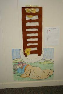 Blessings for Bible School Teachers: Jacob's Ladder