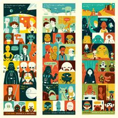 Dave Perillo - Star Wars Trilogy