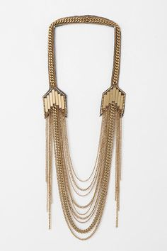 fiona paxton brooklyn necklace #urbanoutfitters