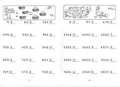 FICHAS PARA NIÑOS: FICHAS DE DIVISIONES PARA IMPRIMIR GRATIS Sistema Solar, Teaching Materials, Lessons For Kids, Math Equations, How To Plan, Pin It, Camilla, Professor, Homeschool