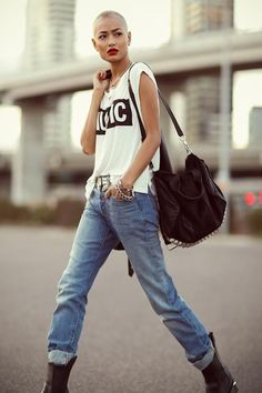 Image result for skinhead girl fashion inspired