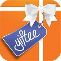 Yiftee--an app that lets you send gifts via email or movbile device. Click for our complete list of 20 Helpful Apps for Parents | workingmother.com