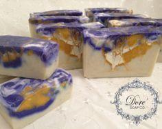 Calabrian Bergamot & Violet Soap