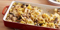 Turkey Tetrazzini Recipes | Food Network Canada