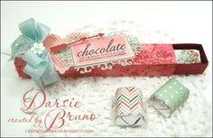 Samantha Walker Home Bakery Labels - JustRite February CHA Release | JustRite Papercraft Inspiration Blog