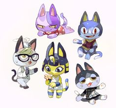 Animal Crossing Fan Art, Animal Crossing Memes, Animal Crossing Villagers, Star Fox, Game Character, Character Design, Metroid, Fanarts Anime, Cute Characters