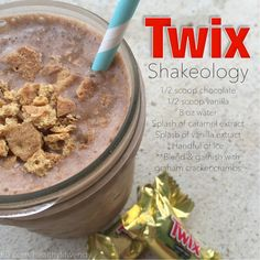 Shakeology recipes,