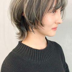Short Hair Cuts, Short Hair Styles, Edgy Hair, Mullets, Shaggy, Hair Inspo, New Hair, Cool Hairstyles, Girl Fashion