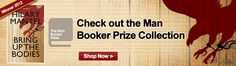 Check out the Man Booker Prize Collection