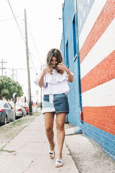 Patchwork_Denim_Skirt-Off_Shoulders-Assymetric_Top-Stripes-Marni_Sandals-Outfit-Dallas-49