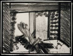 Howard Hodgkin 'Thinking Aloud in the Museum of Art', 1979 © Howard Hodgkin