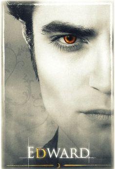 Edward Cullen (Robert Pattinson)  'Breaking Dawn part 2'