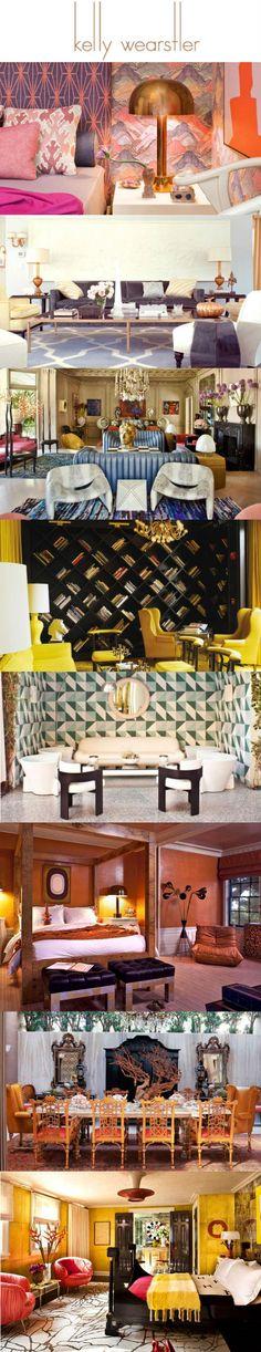 love Kelly Wearstler's interiors