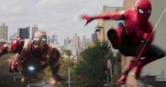 Spider-Man: Homecoming  por fin ha estrenado su primer tráiler , donde Tom Holland  regresa para vo...