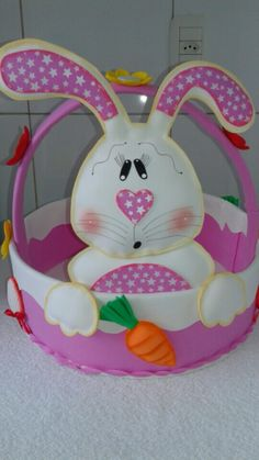 See related links to what you are looking for. School Projects, Projects To Try, Bing Bunny, Classroom Board, Autumn Activities, Craft Storage, Easter Crafts, Happy Easter, Paper Art