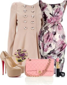 """50s"" by milica-b3 on Polyvore"