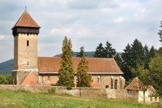 Biserica fortificată de la Mălâncrav - Site-ul oficial al județului Sibiu Romania, Places To Visit, Cabin, Architecture, House Styles, Travel, Beautiful, Bohemian, Home Decor
