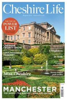 Cheshire Life Boodles, Life Magazine, Magazines, Stationery, Group, Mansions, House Styles, Journals
