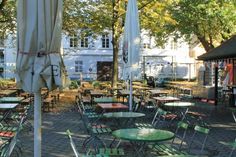 Biergarten Lindau Patio, Table Decorations, Outdoor Decor, Furniture, Home Decor, Beer Garden, Decoration Home, Room Decor, Home Furnishings