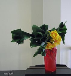 3-10 Color of the Container, 3-11 Shape of the Container #ikebana #sogetsuikebana #flowerarrangement