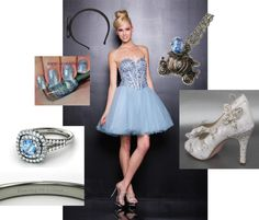 """""""Cinderella"""" by music2miearz on Polyvore"""