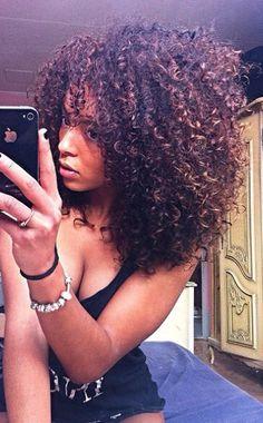 Aramata.S  Natural Curly Hairhello