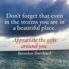 Be grateful for the moment is precious. _ #gratitude #appreciate