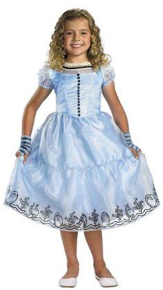Disney Alice in Wonderland Deluxe Child Costume Disguise Costumes http://www.amazon.com/dp/B004UUIFLC/ref=cm_sw_r_pi_dp_YLaUtb0NF2ZTSH39