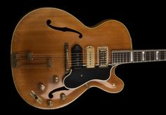 Epiphone Zephyr Deluxe Regent, Early 50′s | Dave's Guitar Shop