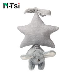 Toys & Hobbies Logical New 5style Baby Soft Towel Donkey Rabbit Frog Monkey Elephant Comfort Appease Plush Rattles Toy For Newborn Gift Numerous In Variety