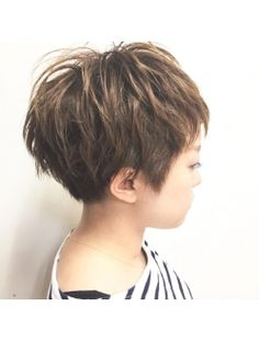 【micca下北沢】外国人風×小顔ベリーショート