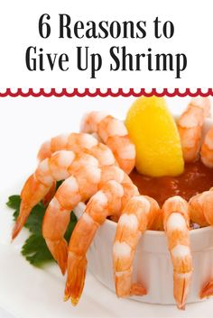 The way we produce shrimp just doesn't make sense, some experts say.