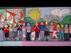 1ο Δημοτικό Σχολείο Ατσιπόπουλου Τάξη Γ2- Ένα πολύ όμορφο τραγούδι για τα Δικαιώματα των Παιδιών