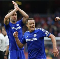 "John Terry: ""Only one person said I couldn't play twice in a week, he knows who he is."""