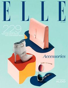 Art Direction ELLE. Qiu Yang | Photography and Concept