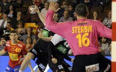 Sterbik es duda para el partido con Suecia por una contractura