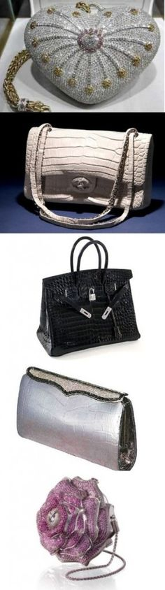 5 Most Expensive Bags