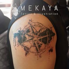 #mulpix Done by Mekaya @mekayatattoos #inkmonkey #inkmonkeytattoo #inklife #inkedguys #inkforguys #inked #inkedgirls #tattooed #tattoosforwomen #newtattoo #tattoosforgirls #tattoosociety #tattoosforguys #tattooshop #tattoos #tattoosformen #tattoo #venice #venicebeach #tattooart #art #tattoooftheday #tattoosofinstagram #blackandgreytattoo #compass #compasstattoo #blacktattoo #darkartists #stencil #armtattoo