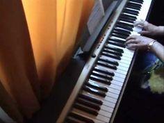 CLASES DE PIANO - LECCION 32 - Práctica coordinación de las dos manos co...