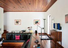 70's Rich Rosewood Interiors
