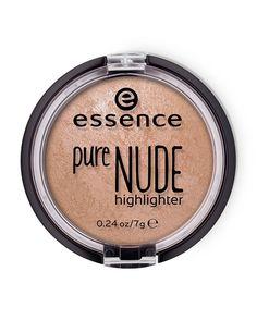 pure NUDE highlighter – essence makeup