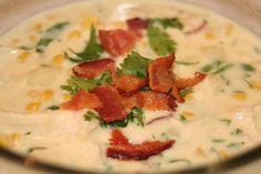 Cooking in Kirkland: Chicken & Corn Chowder