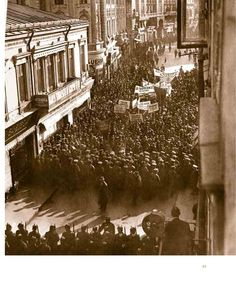 Calea Victoriei in perioada interbelica Bucharest Romania, Communism, Dan, Nostalgia, Memories, Photos, Memoirs, Souvenirs, Pictures