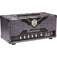 After three years of development, Randall has perfected their vision of the George Lynch Signature HEADHUNTER 50W Tube Guitar Amp Head. As a tribute to Randall' 45th Anniversary, they're producing only 45 of this very special Limited Edition amplifier dedicated to the preferred heavy metal axeman. To complete production, George will be on web site …