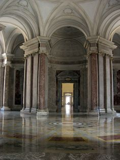 1000 images about luigi vanvitelli architetto on pinterest palaces royals and italy - Interior designer caserta ...