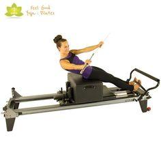 twist pilates reformer exercise 3