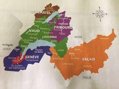 Map of Ascona map karte carte mappa Pinterest